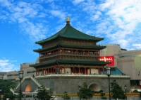 Xian Bell Tower, Xian Bell Tower Guide, Xian Bell Tower Travel Tips.