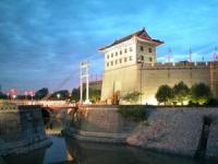 Xian City Wall, Xian City Wall Guide, Xian City Wall Travel Tips.