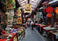 Xian Shopping, Shopping in Xian, Xian Shopping Guide, Things to Buy in Xian.