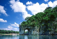 Elephant Trunk Hill, Elephant Trunk Hill Guide, Elephant Trunk Hill Travel Tips, Elephant Trunk Hill Travel Information.